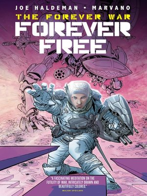 cover image of The Forever War: Forever Free