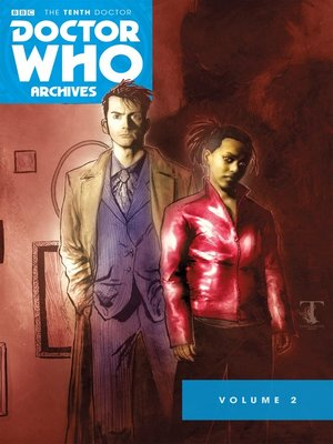 cover image of Doctor Who: The Tenth Doctor Archives (2015), Volume 2