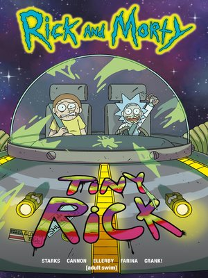 cover image of Rick and Morty (2015), Volume 5