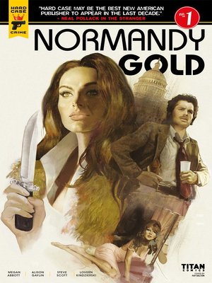 cover image of Normandy Gold, Issue 1