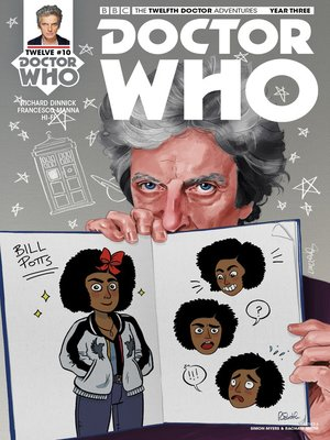 cover image of Doctor Who: The Twelfth Doctor, Year Three (2017), Issue 10