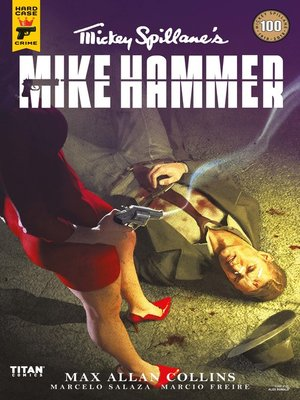 cover image of Mickey Spillane's Mike Hammer (2018), Issue 4