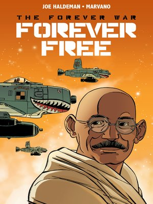 cover image of The Forever War: Forever Free (2018), Issue 3