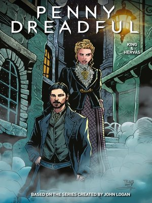 cover image of Penny Dreadful (2017), Issue 9
