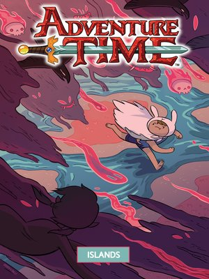 cover image of Adventure Time: Islands