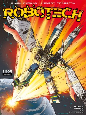 cover image of Robotech (2017), Issue 16
