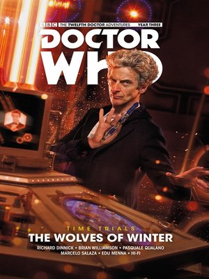 cover image of Doctor Who: The Twelfth Doctor, Year Three (2017), Volume 2