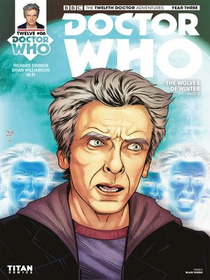 cover image of Doctor Who: The Twelfth Doctor, Year Three (2017), Issue 7