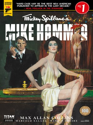 cover image of Mickey Spillane's Mike Hammer (2018), Issue 1