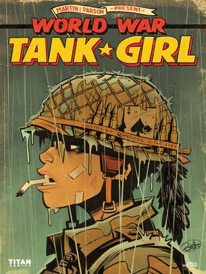cover image of World War Tank Girl (2017), Issue 1