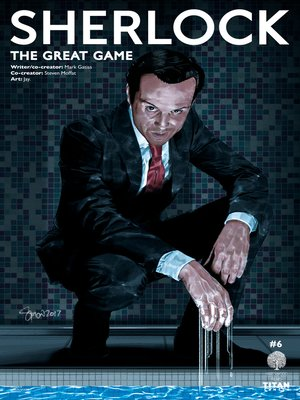 cover image of Sherlock: The Great Game, Issue 6