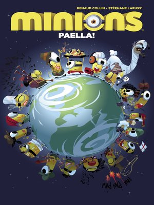 cover image of Minions: Paella!