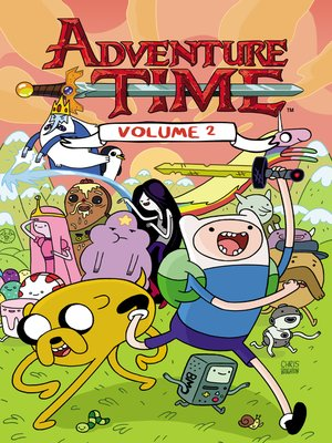 cover image of Adventure Time (2012), Volume 2