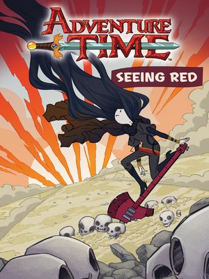 cover image of Adventure Time: Seeing Red