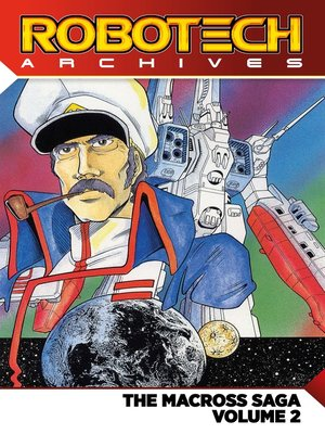 cover image of Robotech Archives (2018), Volume 2
