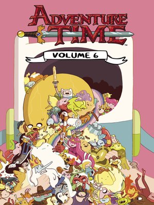 cover image of Adventure Time (2012), Volume 6