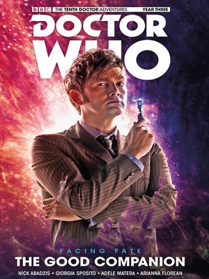 cover image of Doctor Who: The Tenth Doctor, Year Three (2017), Volume 3