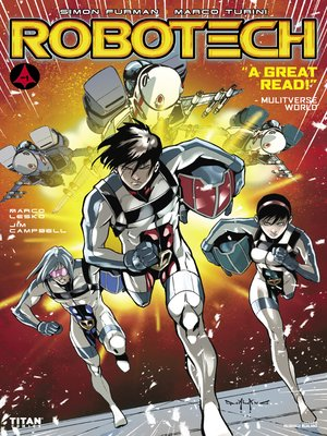 cover image of Robotech (2017), Issue 20