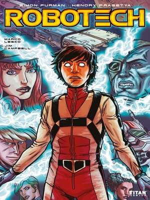 cover image of Robotech (2017), Issue 13