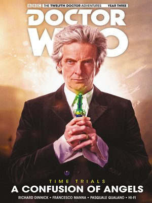 cover image of Doctor Who: The Twelfth Doctor, Year Three (2017), Volume 3