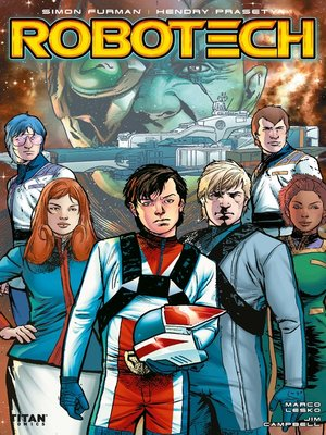 cover image of Robotech (2017), Issue 12