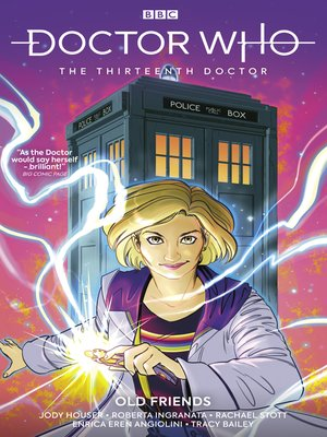 cover image of Doctor Who: The Thirteenth Doctor (2018), Volume 3