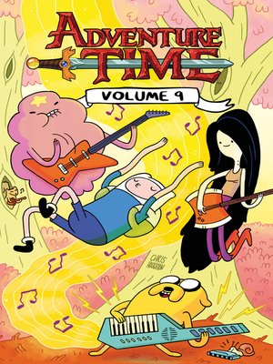 cover image of Adventure Time (2012), Volume 9