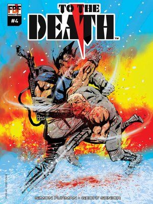 cover image of To The Death (2019), Issue 4