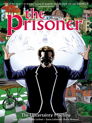 cover image of The Prisoner: The Uncertainty Machine