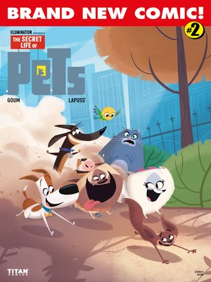 cover image of The Secret Life of Pets (2019), Volume 1, Issue 2