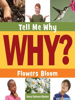 cover image of Flowers Bloom
