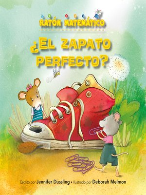 cover image of ¿El zapato perfecto?