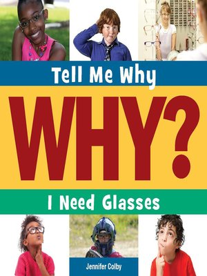 cover image of I Need Glasses