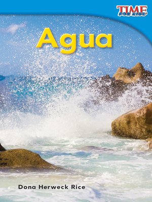 cover image of Agua (Water)