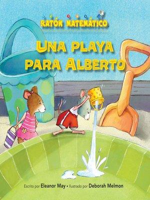 cover image of Una playa para Alberto