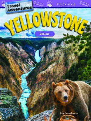 cover image of Travel Adventures: Yellowstone: Volume