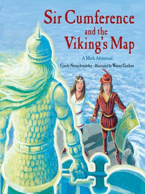 cover image of Sir Cumference and the Viking's Map