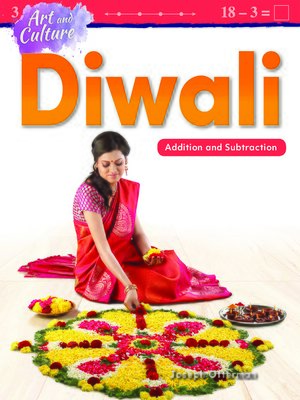 cover image of Art and Culture: Diwali: Addition and Subtraction