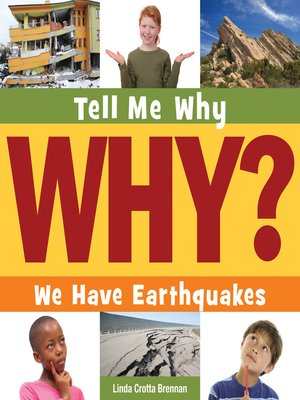 cover image of We Have Earthquakes