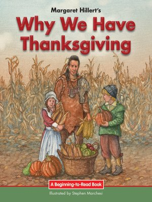 cover image of Why We Have Thanksgiving