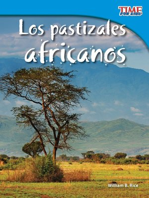 cover image of Los pastizales africanos (African Grasslands)
