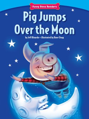 cover image of Pig Jumps Over the Moon