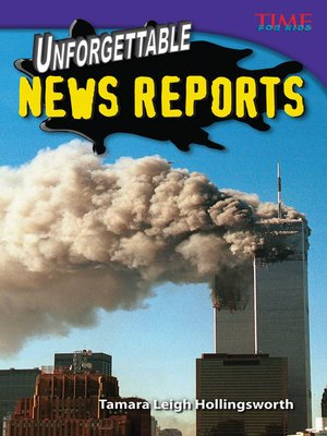 cover image of Unforgettable News Reports