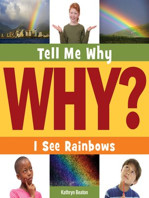 cover image of I See Rainbows