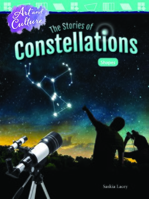 cover image of Art and Culture: The Stories of Constellations: Shapes