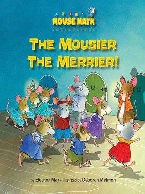cover image of The Mousier the Merrier!
