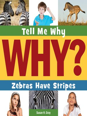 cover image of Zebras Have Stripes