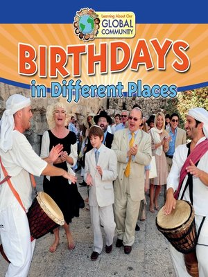 cover image of Birthdays in Different Places