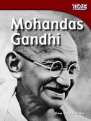 cover image of Mohandas Gandhi