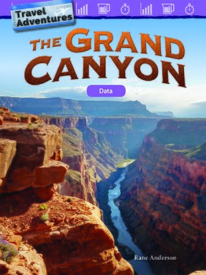 cover image of Travel Adventures: The Grand Canyon: Data